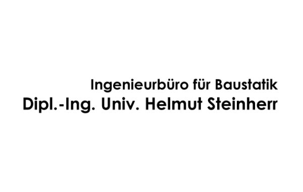 Dipl.-Ing. Univ. Helmut Steinherr Ingenieurbüro für Baustatik